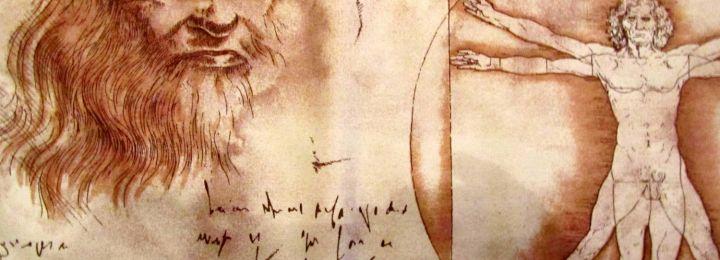 Da Vinci demiş ki…
