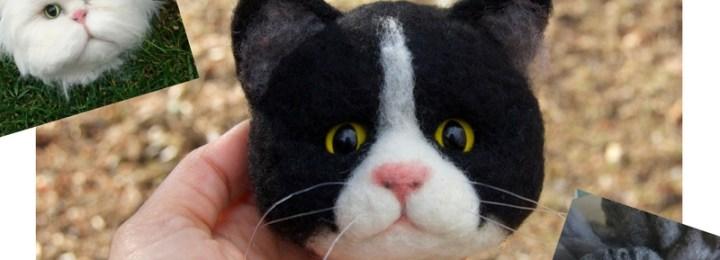 3D Kedi Portresi Workshop