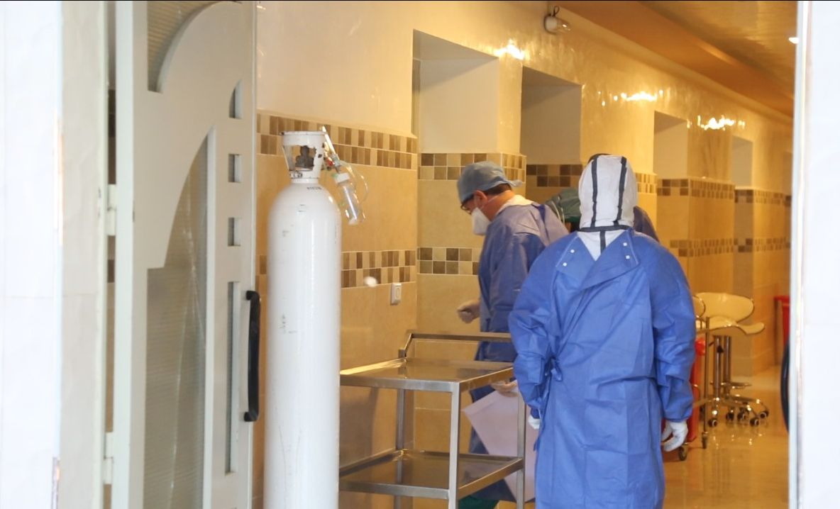 """عاجل: الاطباء الداخليون بـ""""المامونية"""" ينسحبون من مصالح علاج كورونا"""