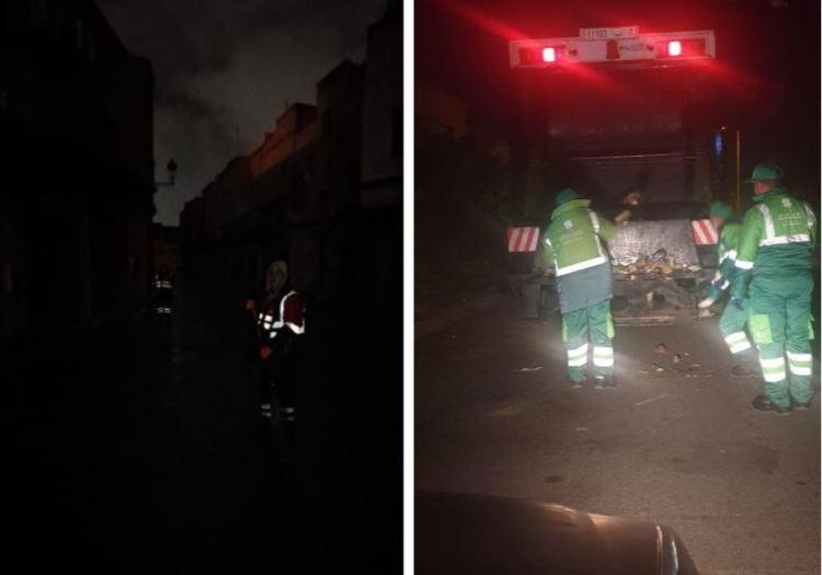 العمل الليلي والإعتداءات يُخرجان عمال النظافة بمراكش للإحتجاج