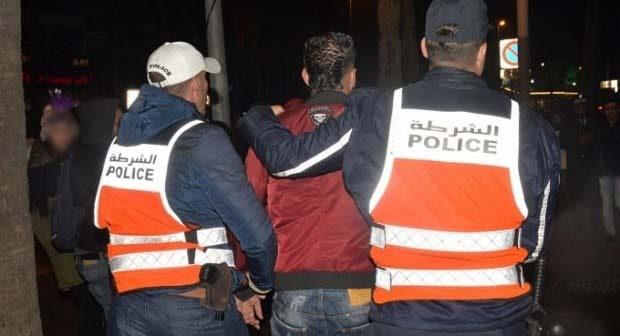 الشرطة القضائية تشن حملة أمنية واسعة وتطيح بعدد من المجرمين بمراكش