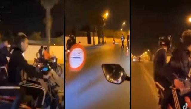 أمن الرباط يوقيف 5 أشخاص بعدما عرضوا سلامتهم الجسدية وأمن وسلامة موظفي الشرطة للخطر