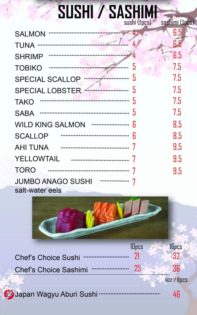 sushi Rare Tuna Katsu