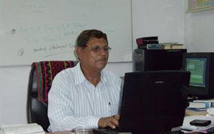 Dr M. B. Chughtai