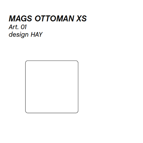HAY bank Mags Ottoman 01