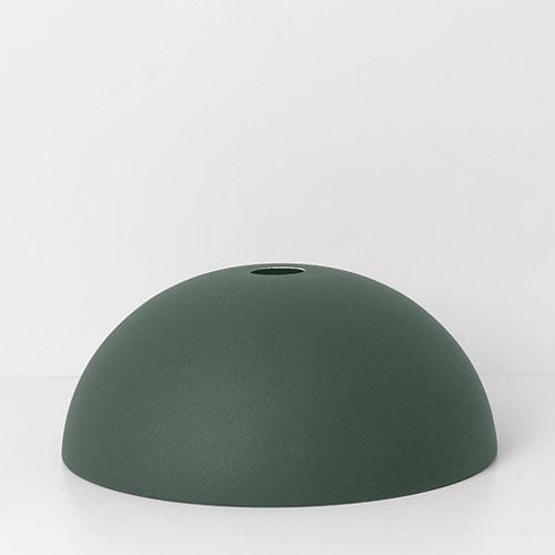 Ferm Living Dome Shade Dark Green
