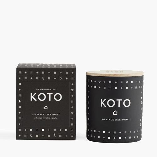 Skandinavisk Koto/home geurkaars