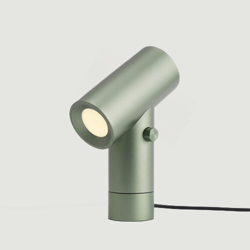 Beam lamp Green