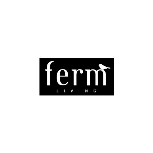 Ferm Living Dome Shade Brass
