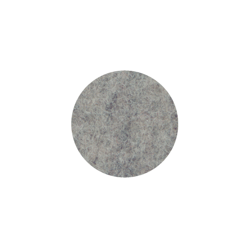 Onderzetter 9cm light grey mix 07