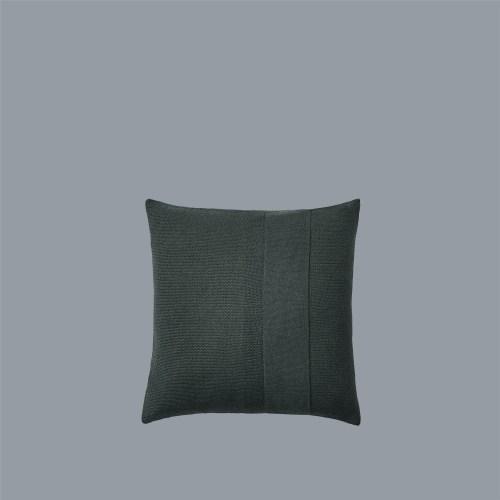 Layer Cushion 50x50 dark green