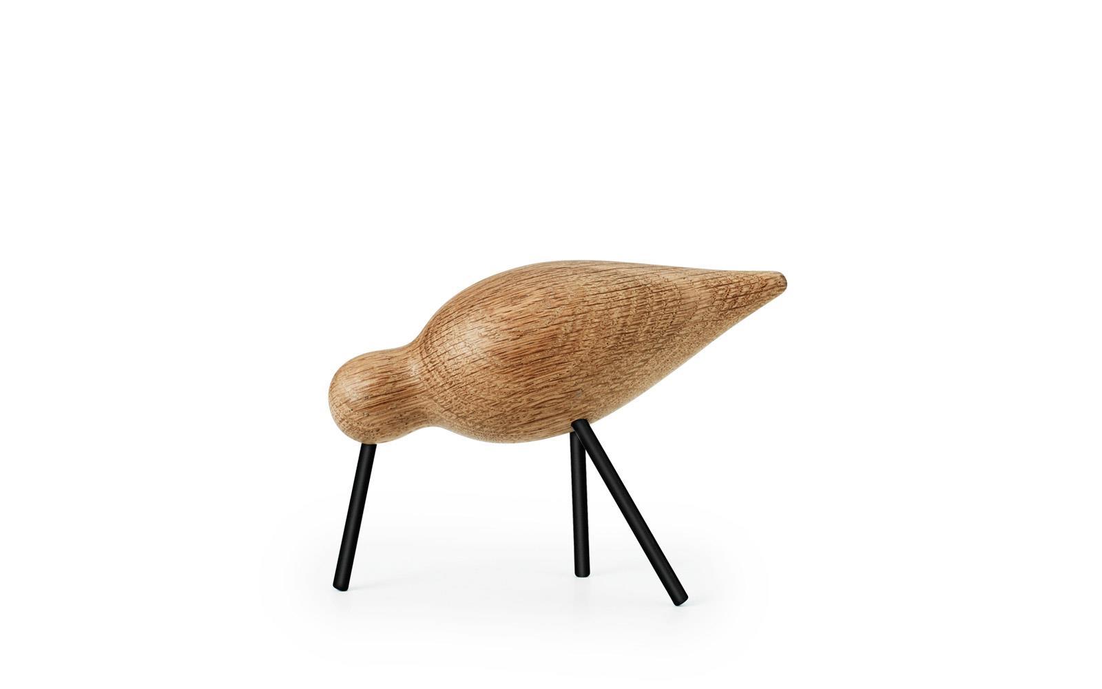 Shorebird medium Oak/Black