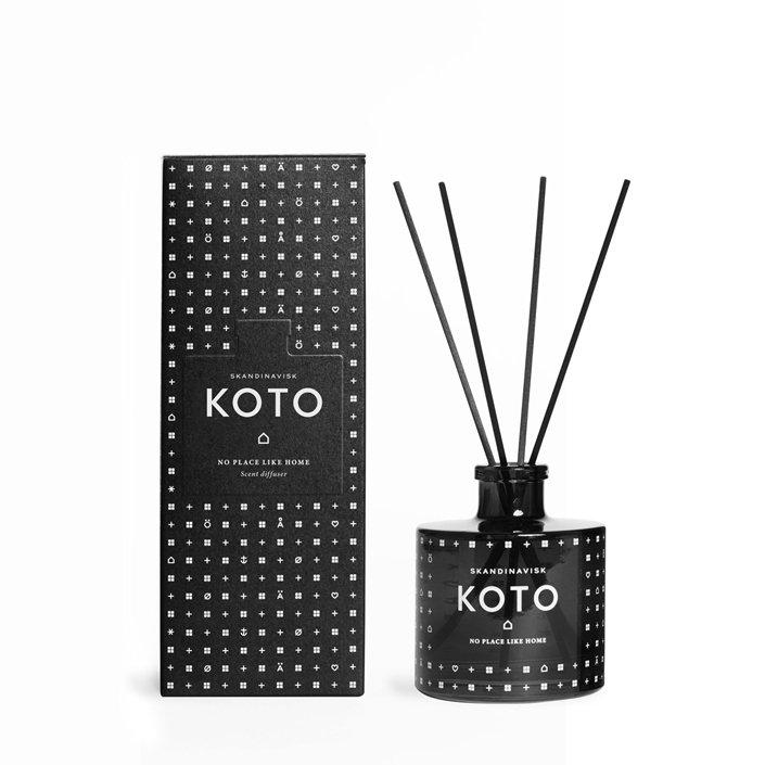 Skandinavisk Koto/home geurstokjes