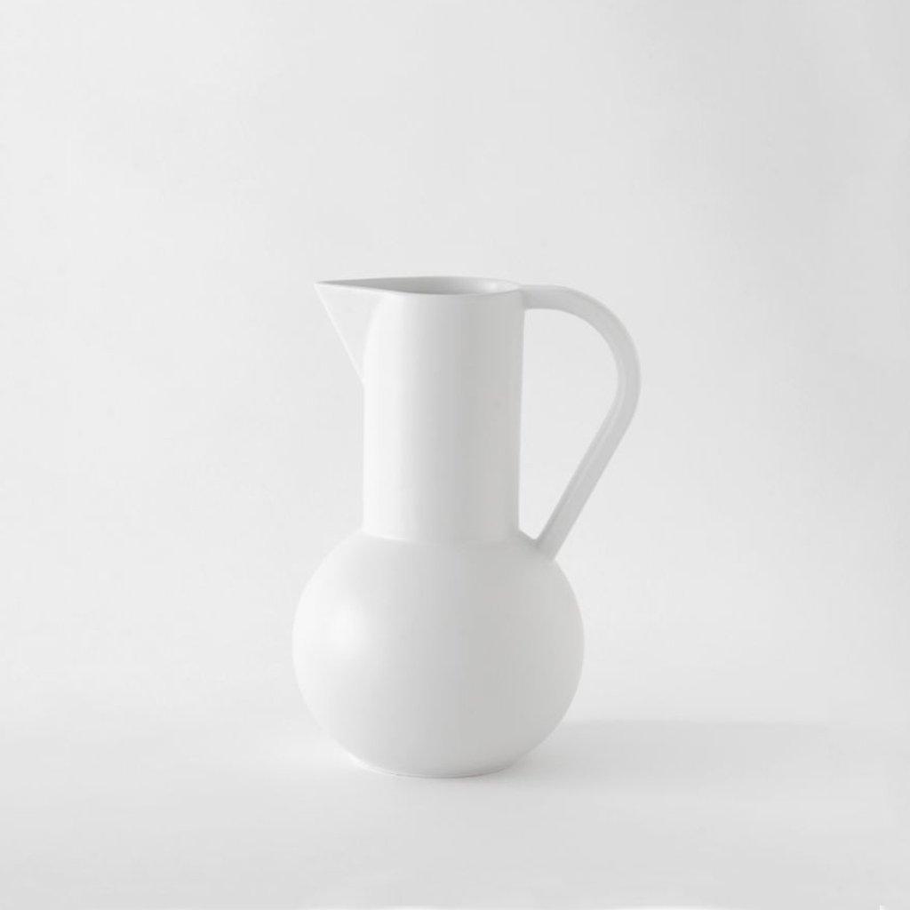 Raawii Medium Jug Strøm Vaporous Grey