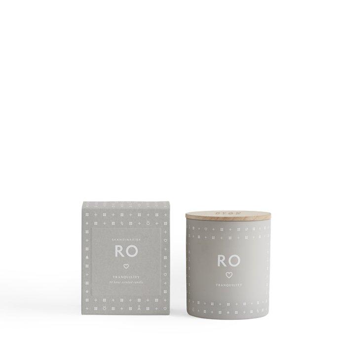 Skandinavisk Ro/tranquility geurkaars