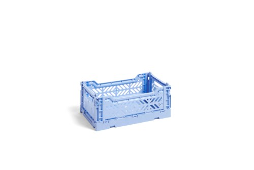 Hay Colour Crate S light blue