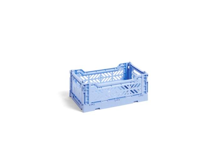 Hay Colour Crate S light blue