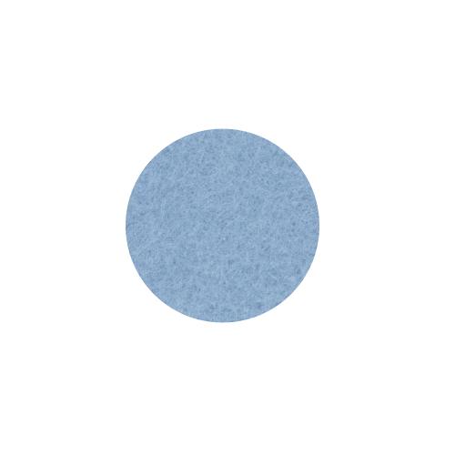Onderzetter 9cm pastel blue 19