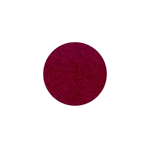 Onderzetter 9cm burgundy 21