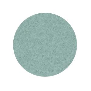Onderzetter 16cm aqua 50