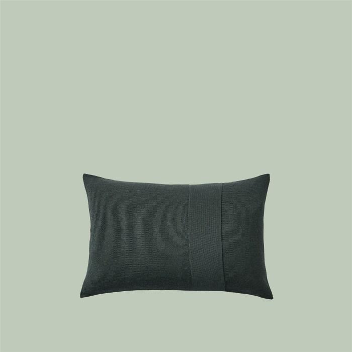 Layer Cushion 40x60 dark green