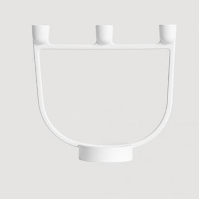 Muuto Open Candelabra White