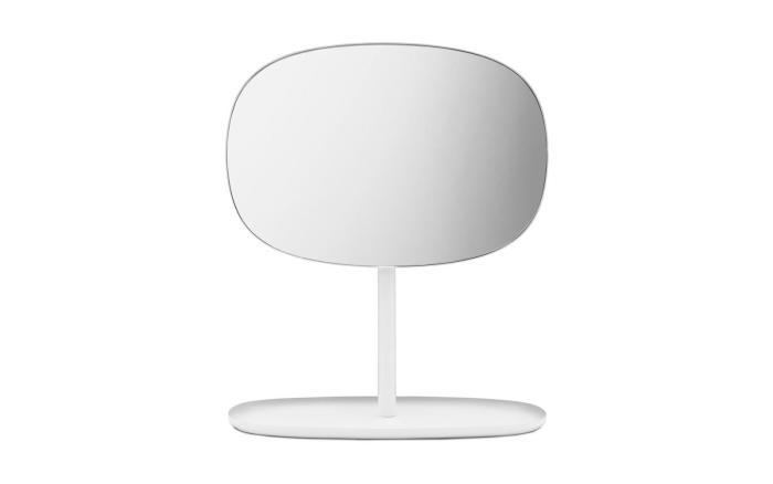 Normann Flip Mirror White