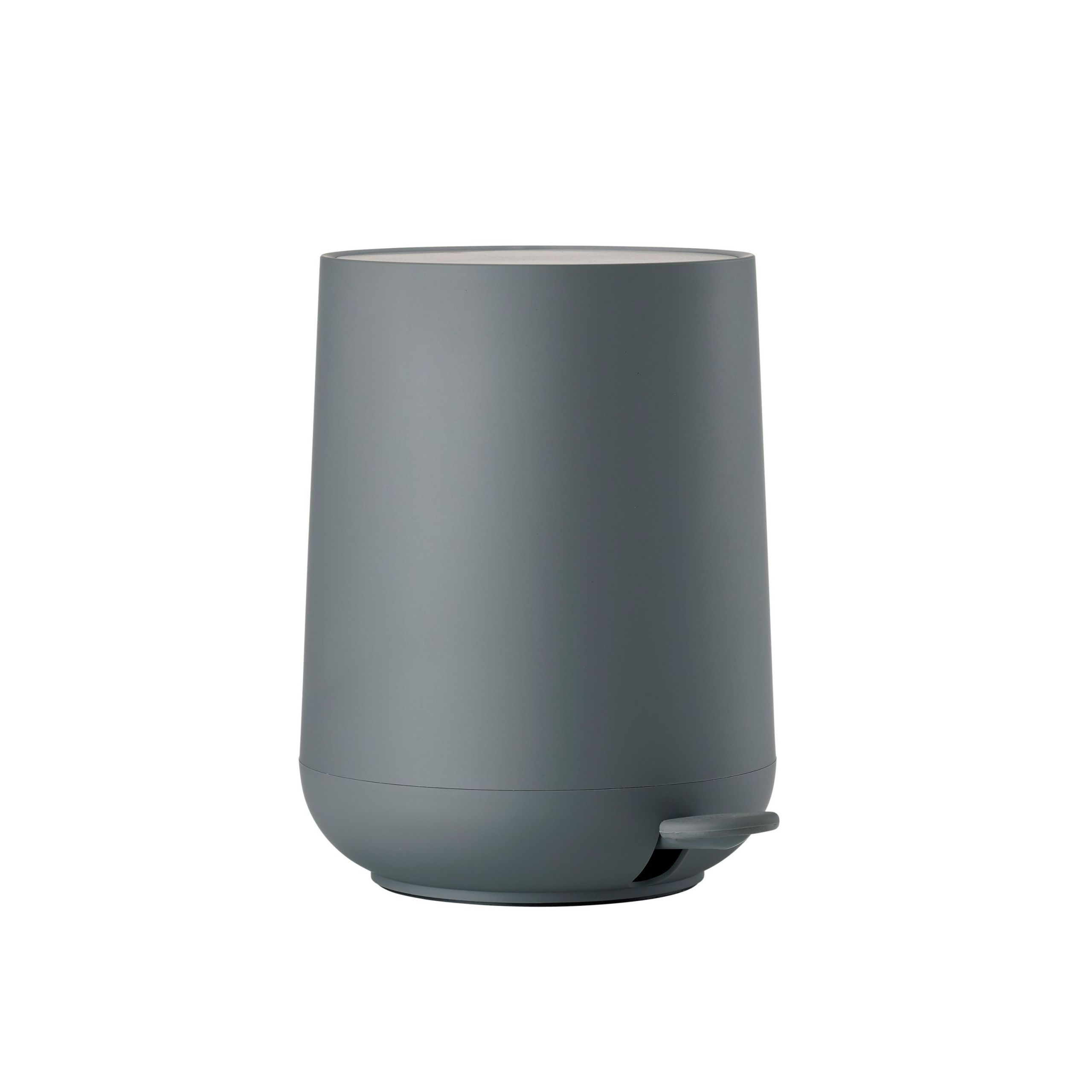Pedal bin soft grey nova 3 L