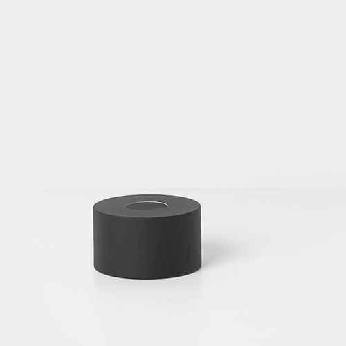 Ferm Living Disc Shade Black
