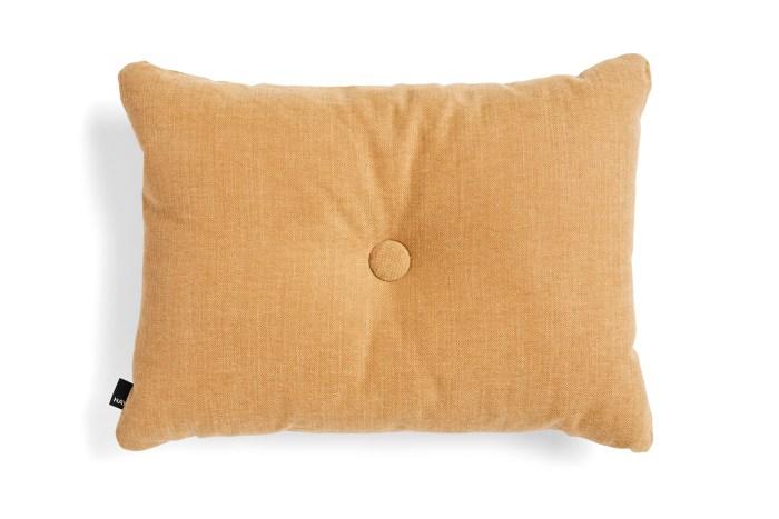 Dot cushion tint cognac