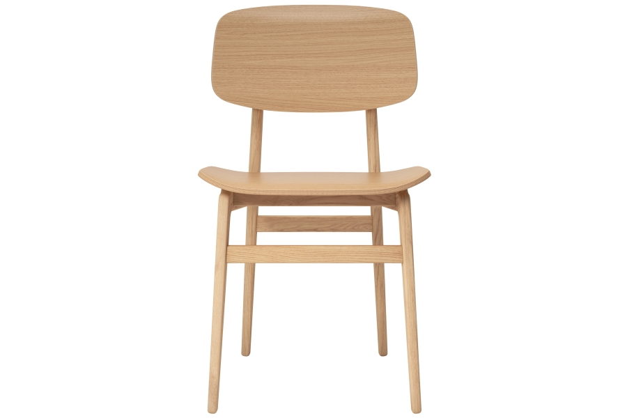 NORR11 NY11 Dining Chair Natural
