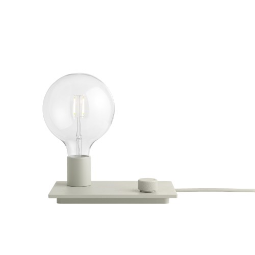 Control lamp grey