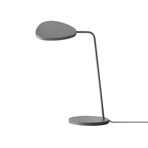 Muuto Leaf Table Lamp Grey