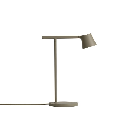 Muuto tip table lamp olive
