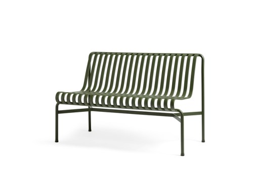 HAY Palissade Dining Bench wo Handle Olive