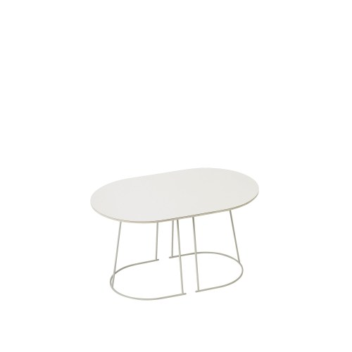 Muuto Airy Coffee Table Small Off-White