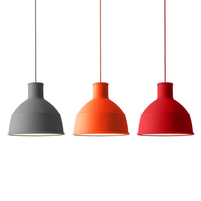 Unfold Lamp Terracotta