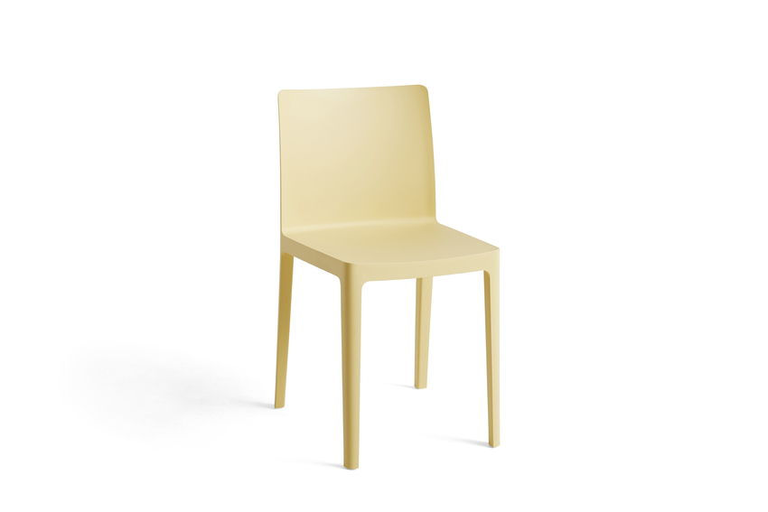 HAY Elementaire Chair Yellow