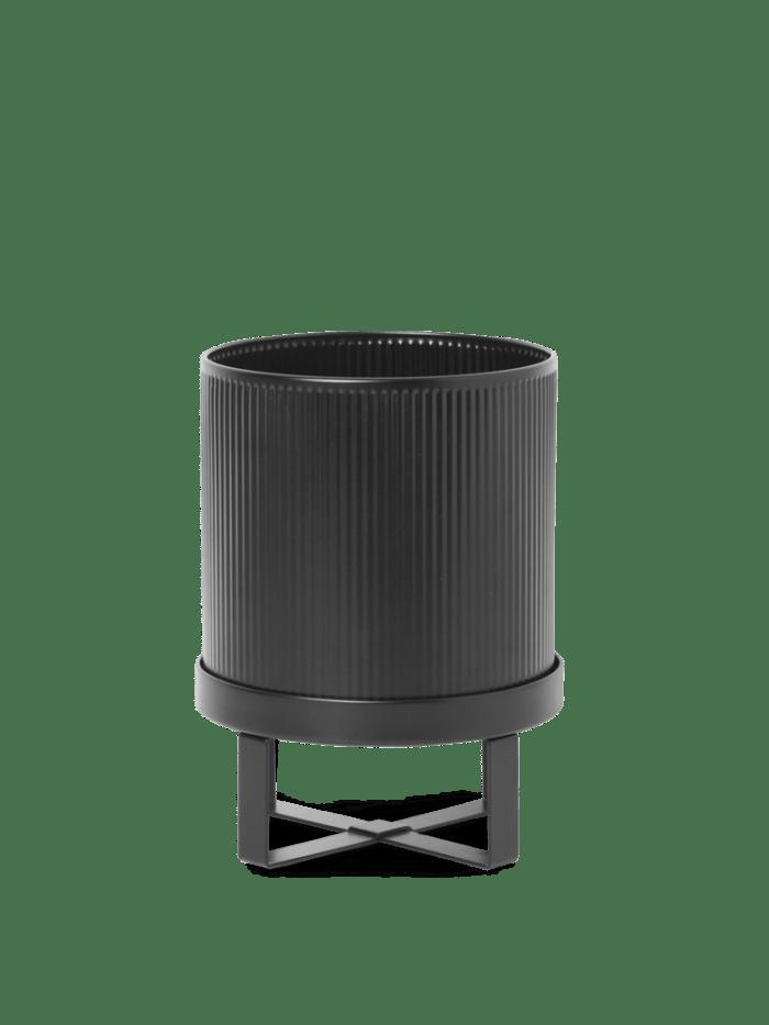 Bau pot small black