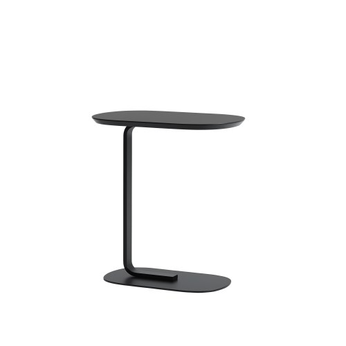 Muuto Relate Side Table Black