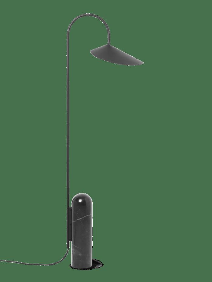 Arum Floor Lamp - Black