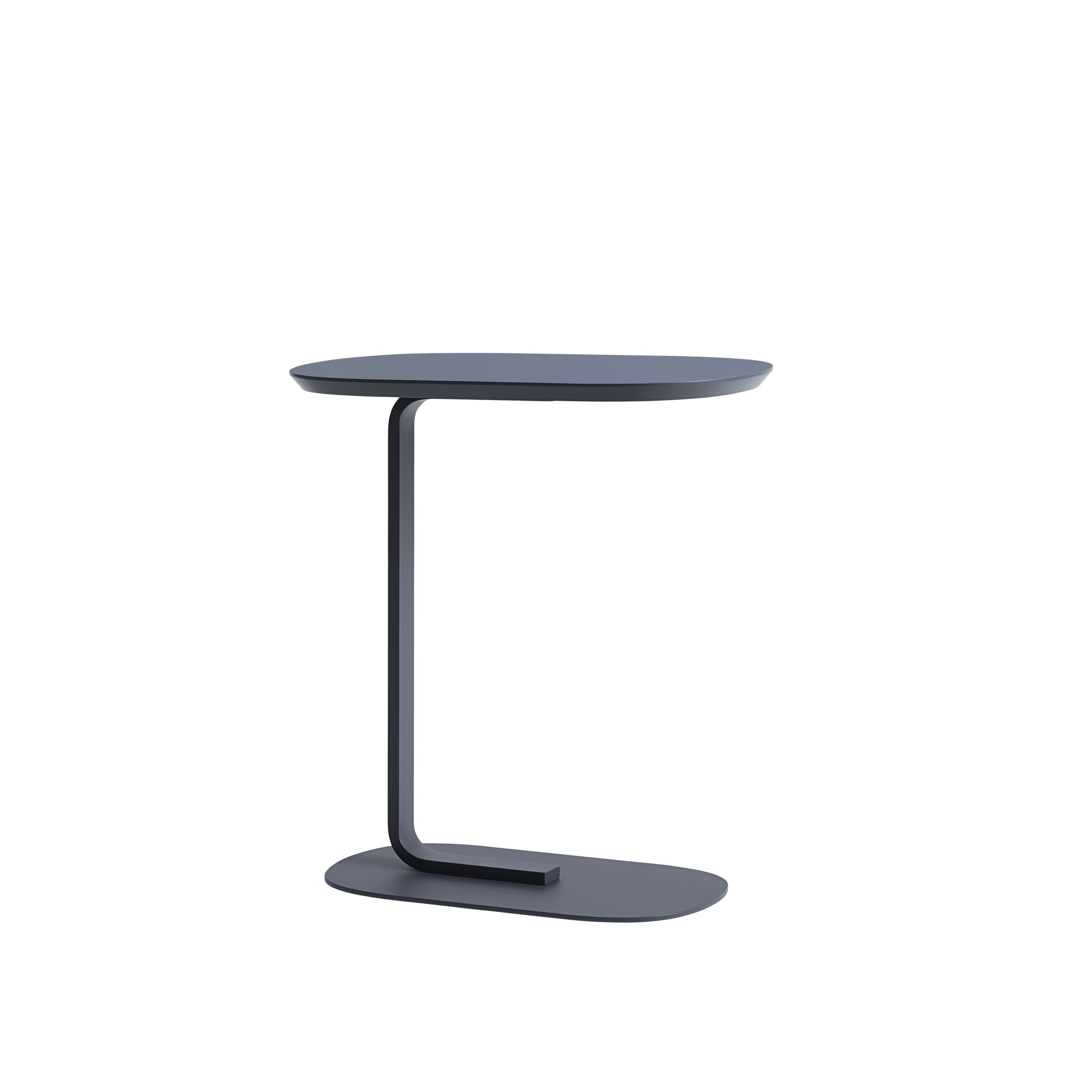 Muuto Relate Side Table Blue-Grey