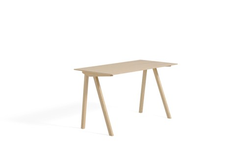 Hay CPH 90 Desk Oak Veneer Oak Matt Lacquered