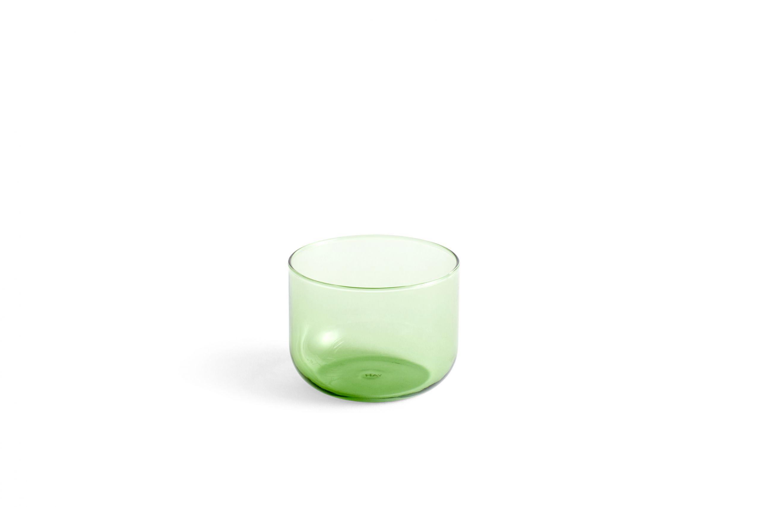Tint Glass Green set of 2