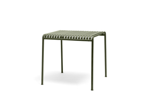 HAY Palissade Table Small Olive