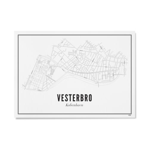 Denemarken Vesterbro A4