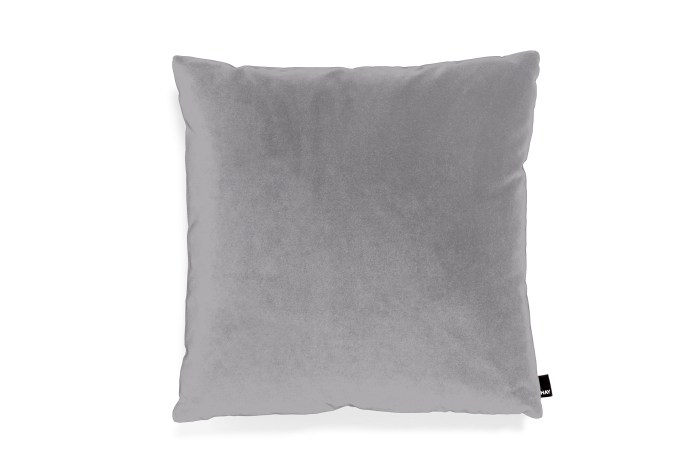 Eclectic cushion 50x50 grey