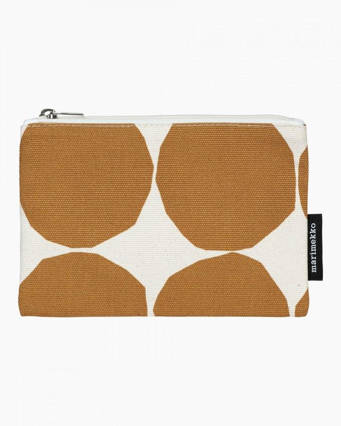 Marimekko Kaika Pienet Kivet Cosmetic Bag Yellow