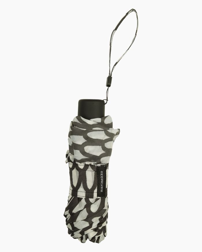 Marimekko Mini Paraplu Pikku Suomo Black/White