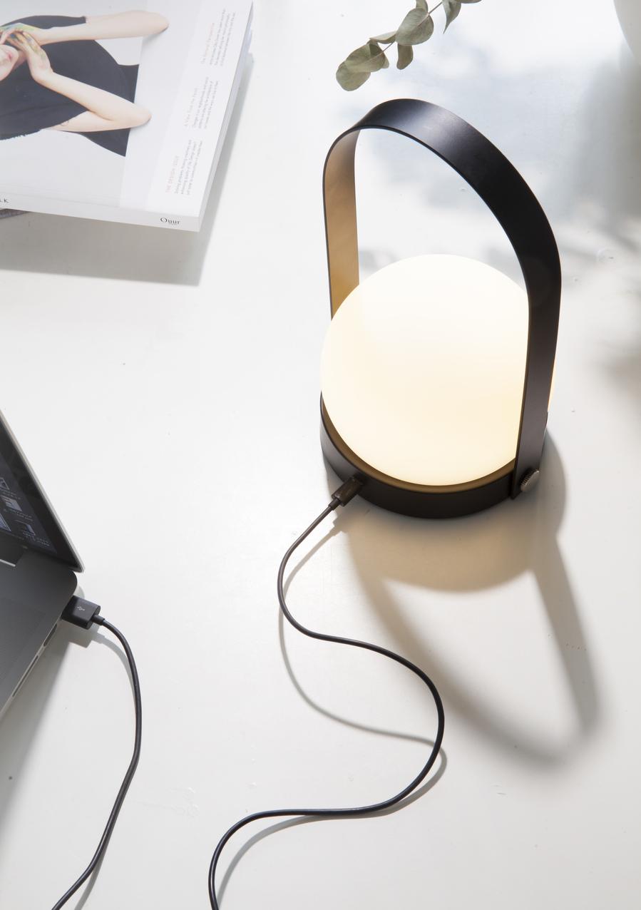 Menu Carrie LED Lamp Black